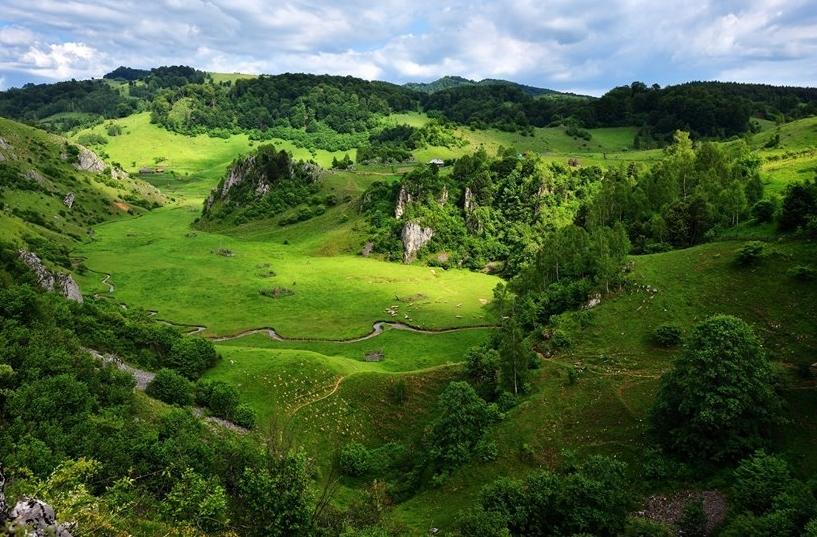Parcul Național Grădiștea Muncelului - Cioclovina