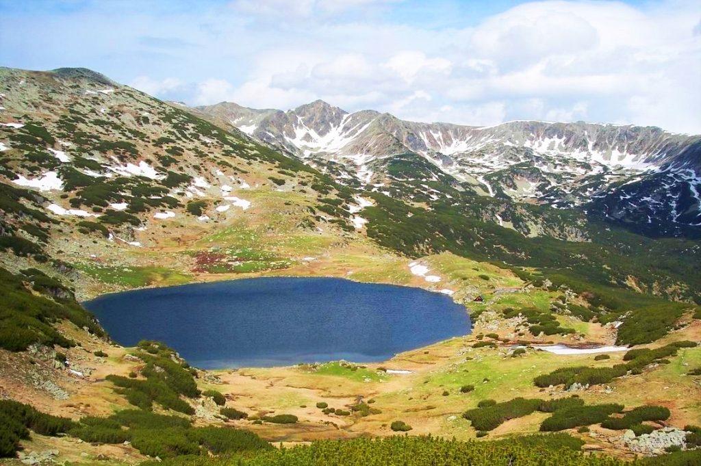 Lacul Zănoaga